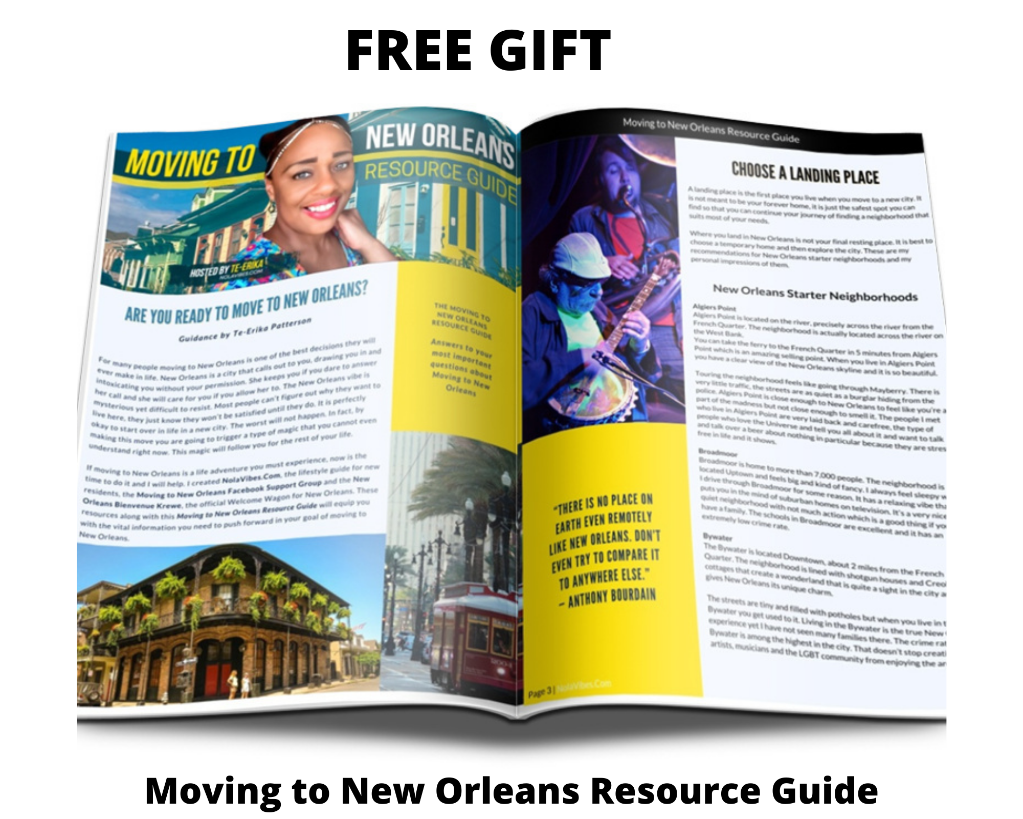 New Orleans Resource Guide